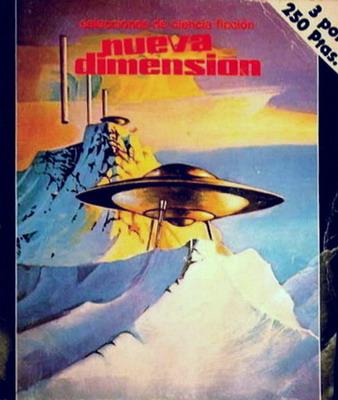 Nueva Dimensión - Selecciones de ciencia ficción 4   Spain, Dronte 1976