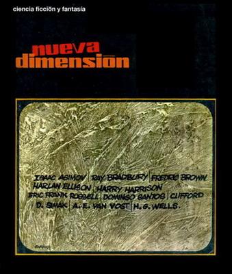Nueva Dimensión 7 | Spain, Dronte 1969 | Cover: Torres, Enrique
