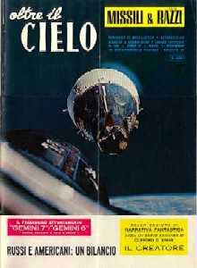 Oltre il Cielo. Missili & Razzi 137, Ottobre - Dicembre 1965  | Italy, esse 1965