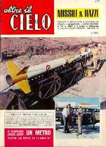 Oltre il Cielo. Missili & Razzi 138, Gennaio 1966 | Italy, esse 1966