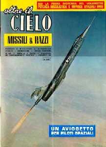 Oltre il Cielo. Missili & Razzi 139, Febbraio 1966 | Italy, esse 1966