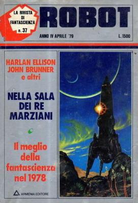 Nella sala dei re marziani | Italy, Armenia Editore 1979 | Cover: Festino, Guiseppe