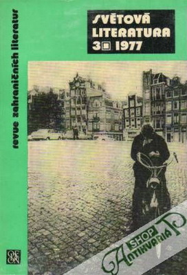 Světová literatura 1977/3  | Czechoslovakia, Odeon 1977